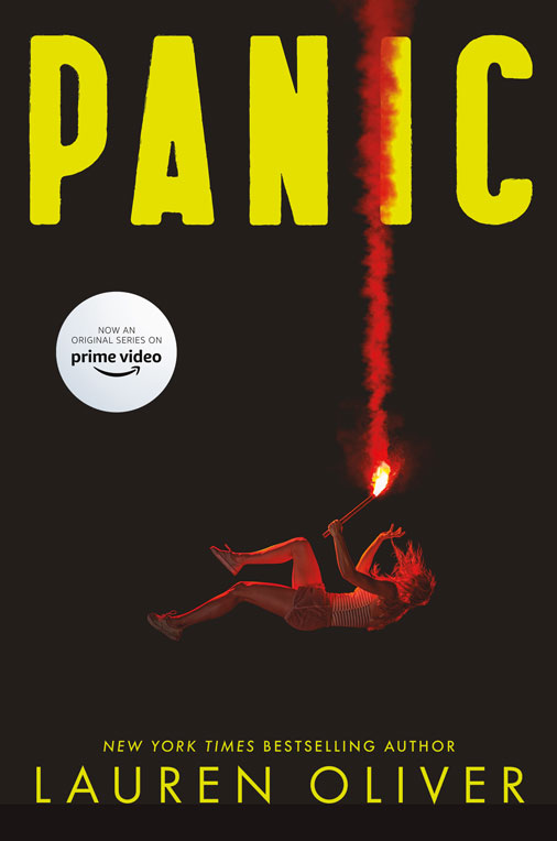 Image result for panic by lauren oliver