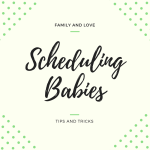 Schedule your baby: 10 months old