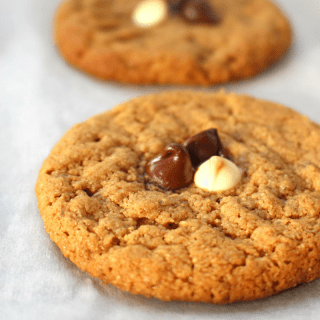 low FODMAP peanut butter cookies