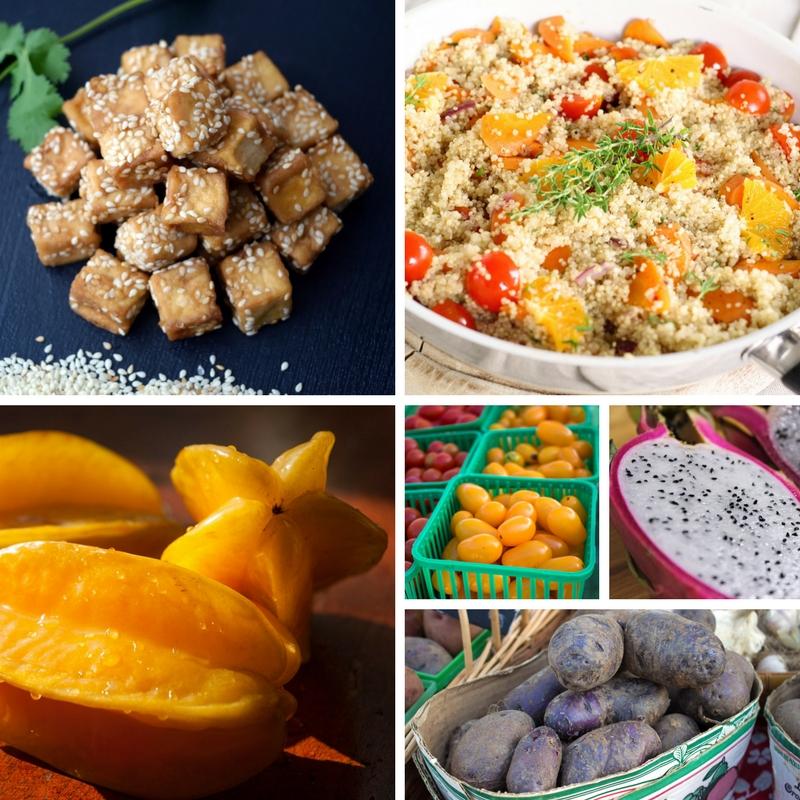 Healthy Vegetarian or Vegan Low FODMAP Diet