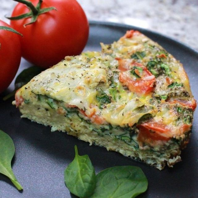 Ive been eating SO much frittata lately! I love ithellip