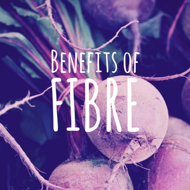 benefits of fibre