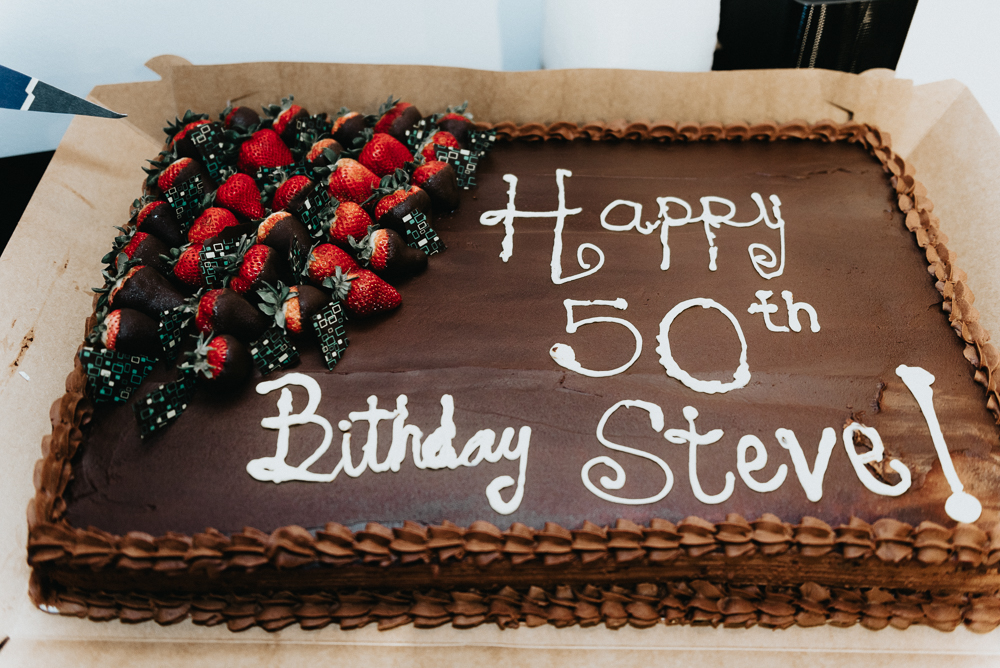Steve's 50th Birthday Party | Kirkland Arts Center