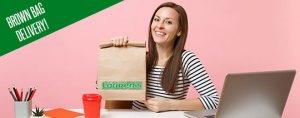 Laurens Brown Bag Delivery