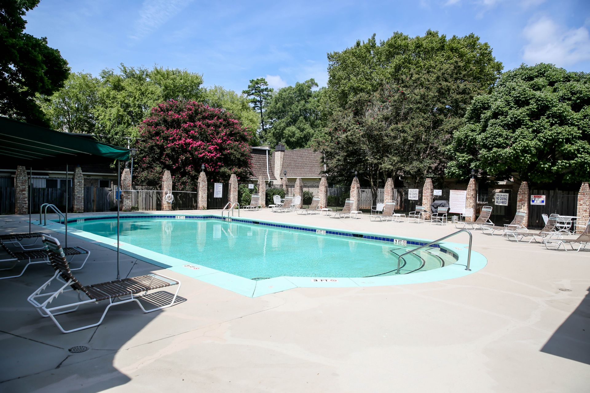 Trianon Condos - Community Pool - Schwaiger Realty Group