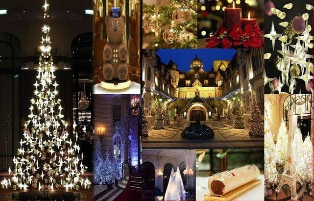 Carnet d'inspiration : Noël à l'hôtel