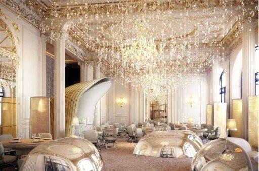 Laurent Delporte - Plaza Athenee -Restaurant Ducasse