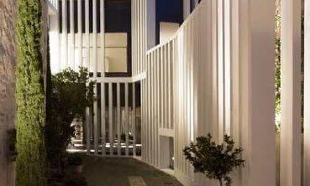Relais et Châteaux et architecture