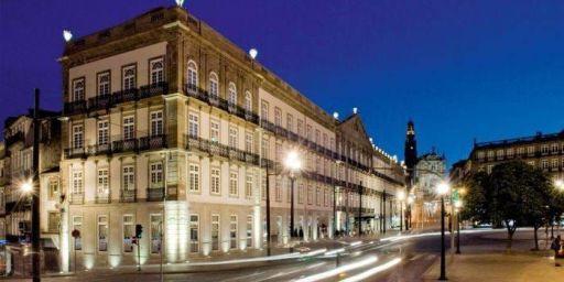 Luxe hotel Porto