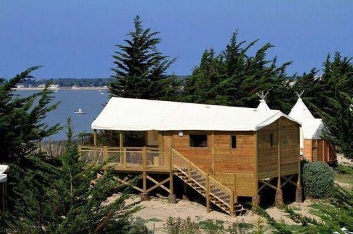 Concept d'Original Camping