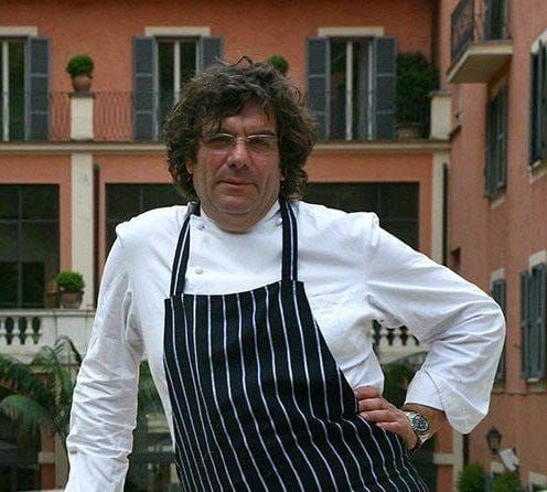 Fulvio Pierangelini, chef de cuisine au sein de Rocco Forte