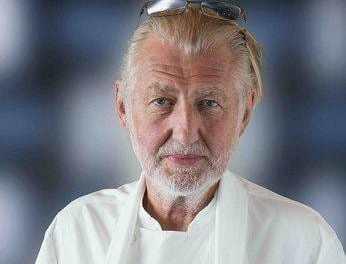 Pierre Gagnaire et l'art de recevoir à la française