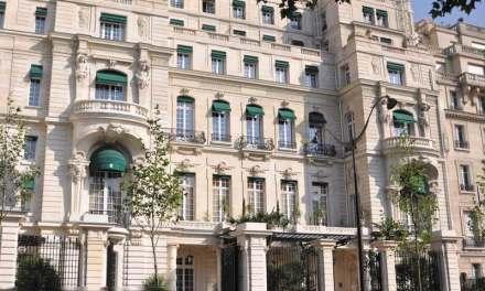 Le Shangri-La, Paris