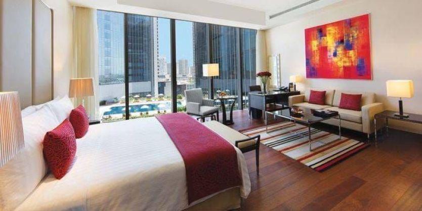 The Oberoi Dubai room Laurent Delporte
