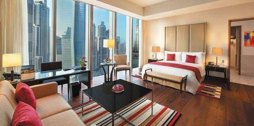 The Oberoi Dubai room premierLaurent Delporte
