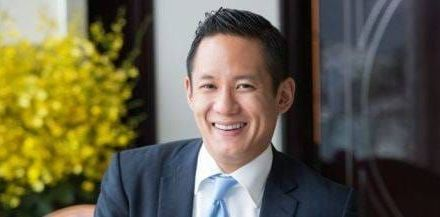 Robert Cheng, ex directeur marketing Peninsula hotels