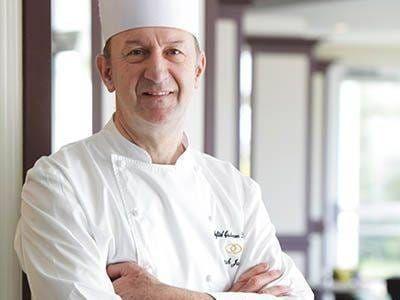 Thalassothérapie et l'art de la cuisine diététique