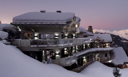 Le K2, Courchevel