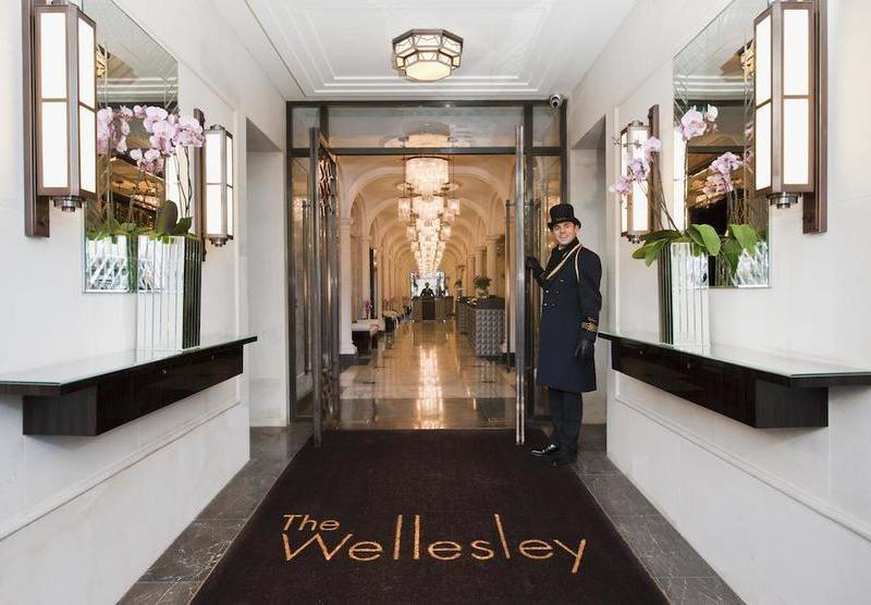 The Wellesley, Londres