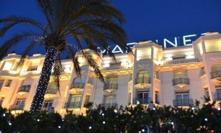 L'Hôtel Martinez à Cannes