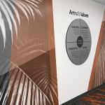 Digitally Printed Wallcovering
