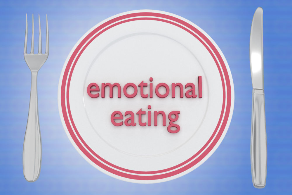 Give emotional eating the boot