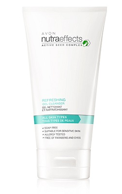 nutraeffects gel cleanser