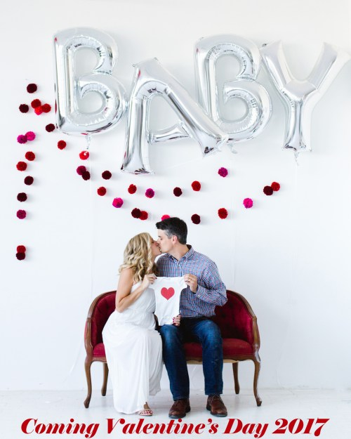 be mine valentines pregnancy announcement laurinteriors valentine baby announcements