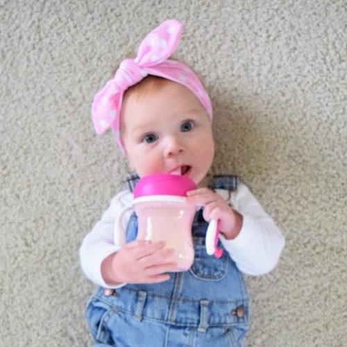 baby's first cup