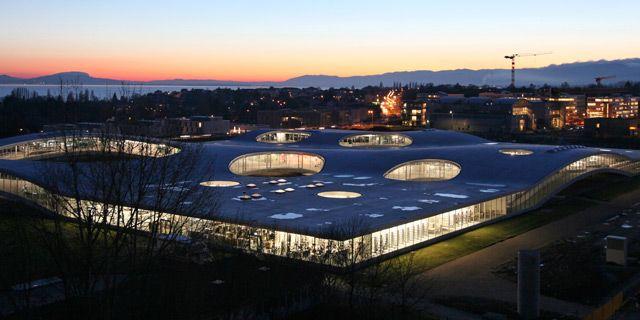 Universitas paling internasional 2020 - Ecole Polytechnique Federale de Lausanne