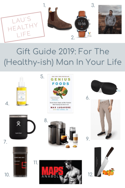 Gift Guide 2019: For The Man In Your Life