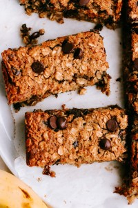 Healthy-Banana-Bread-Granola-Bars