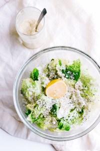 Whole-30 Caesar Salad Dressing