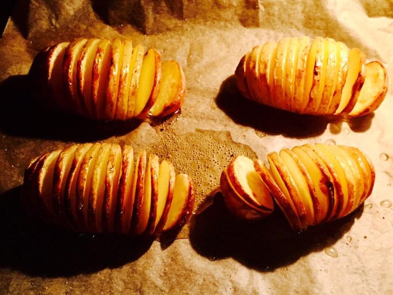 Die Fächerkartoffel