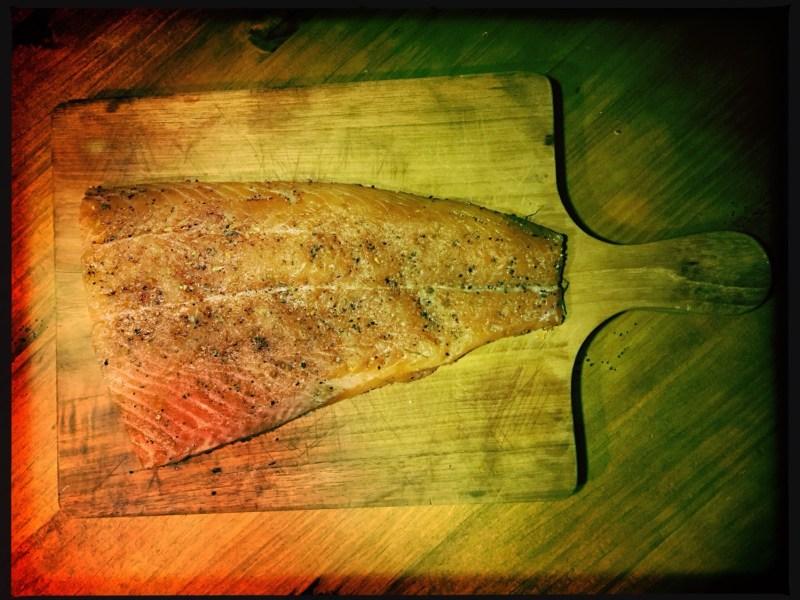 Nigel's Salmon