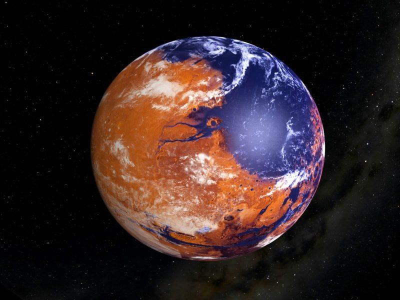 Los! Kommaran Mars!