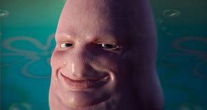 Patrick de Bob l'Eponge