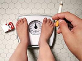 Pourquoi l'arrêt du tabac entraîne une prise de poids