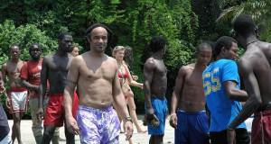 Yannick Noah accusé d'esclavage