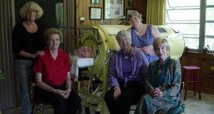 [Vidéo] Martha vit depuis 60 ans dans un tube en acier