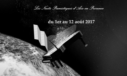 25 EME EDITION ! LE PIANO AU COEUR DES NUITS AIXOISES