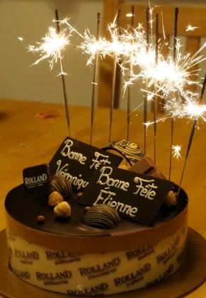 Gâteau du 23 janvier