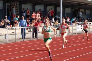 200m wJA Ruth Sophia Spelmeyer, VfL Oldenburg