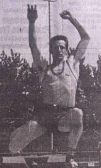 Frans Krechting sprang 1986 6,52m weit