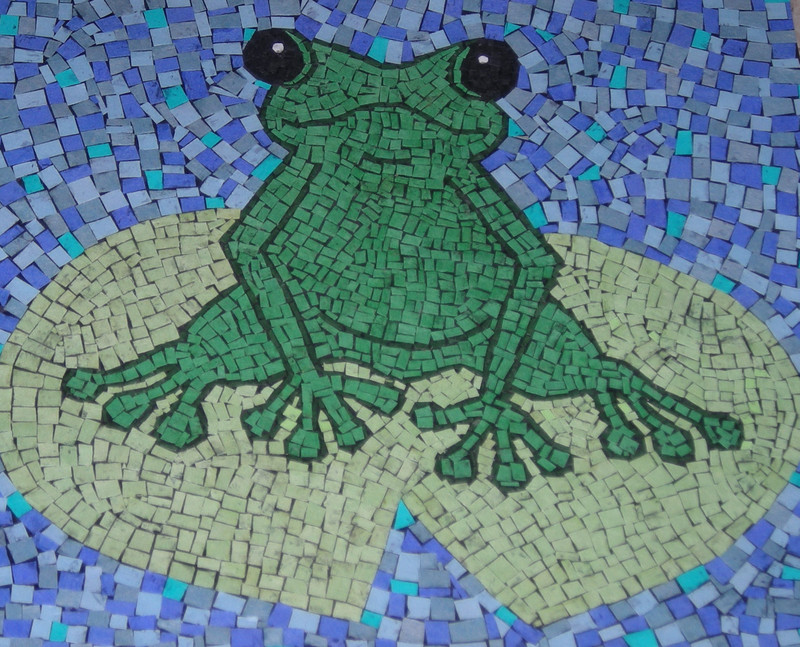 30 mindblowing examples of paper mosaic portraits for Mosaic painting meaning
