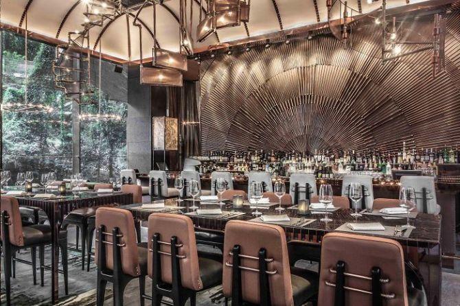 19-те ресторанта с най-странния дизайн на света