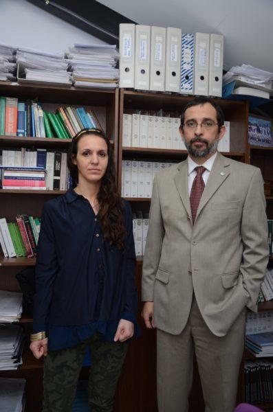 Los fiscales María Bottini y Fernando Rivarola
