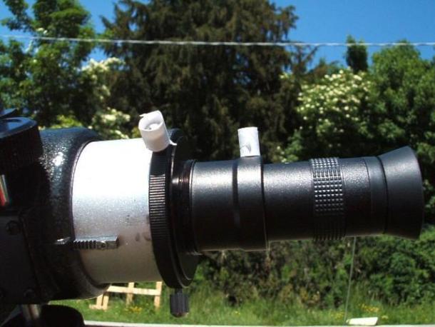 Figura 5: Eliminare i fastidiosi riflessi delle vitine