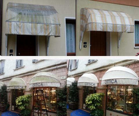 Le tende da esterno rappresentano un elemento non solo di arredo ma sopratutto utile e comodo per ripararsi dal sole. Mp Tende E Servizi Installazione Riparazione E Lavaggio Tende