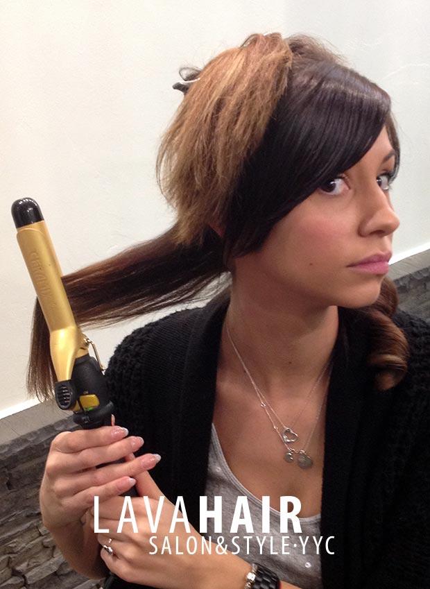 Holley Hair Curl 3